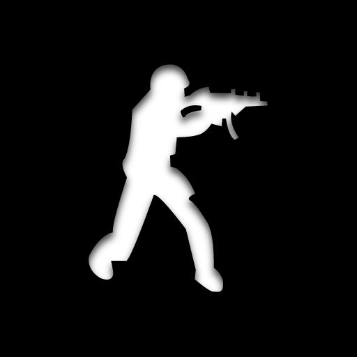 App Counter Strike Icon