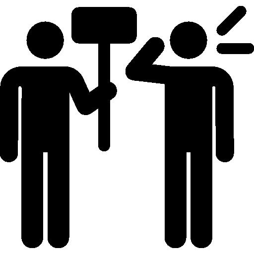 Strike, Counter, Source Icon