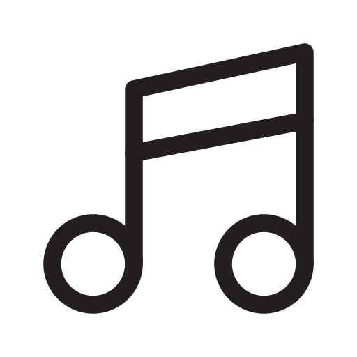 Music, Musical Note Icon Free Of Wondicon