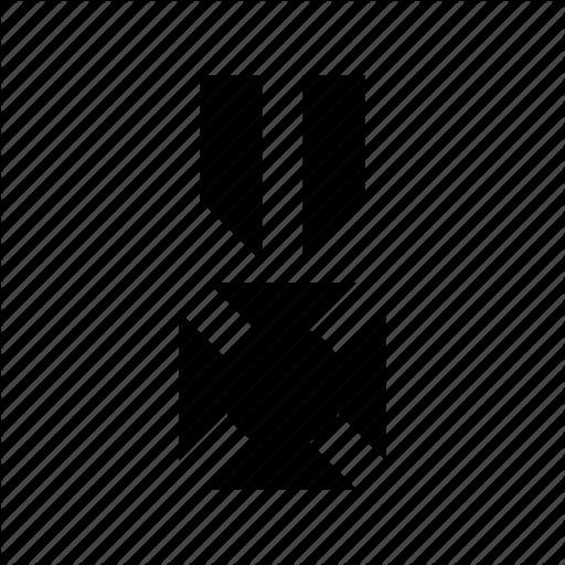 Bravery Symbol, Cross Medal, Military Award, Military Cross, Nazi