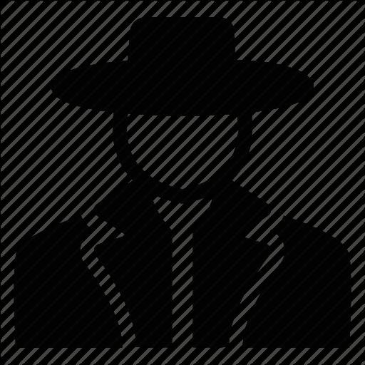 Vector Cowboy Criminal Transparent Png Clipart Free Download