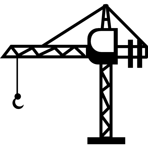 Tower Crane Icons Free Download