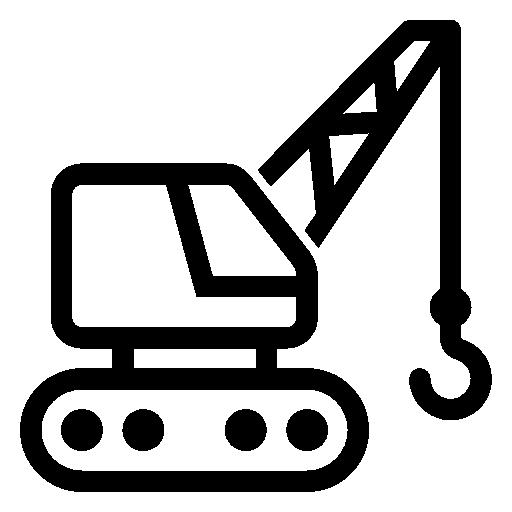 Construction Crane Icon Png