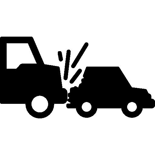 Truck Crash Car