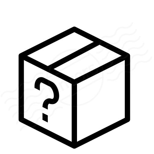 Iconexperience I Collection Box Surprise Icon
