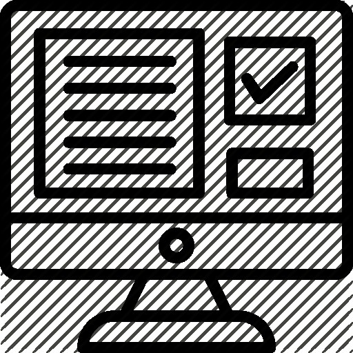Online Form Icon