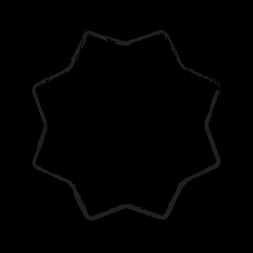 Polygon, Shape, Hexagon, Geometry, Figure, Creative Icon