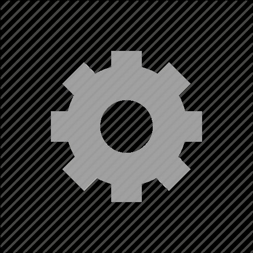 Control Panel, Gear, Menu, Options, Settings Icon