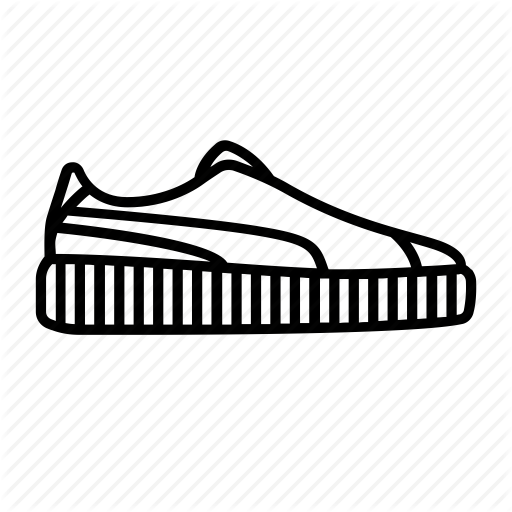 Creeper, Creepers, Puma, Rihanna, Shoe, Sneaker, Sneakers Icon