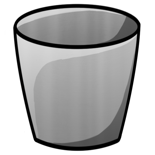 Bucket Empty Icon Free Download As Png And Formats