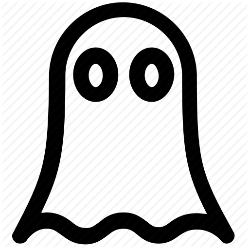 Creepy, Ghost, Halloween, Paranormal, Scary, Spirit, Spooky Icon
