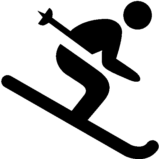 Sports Skiing Icon Windows Iconset