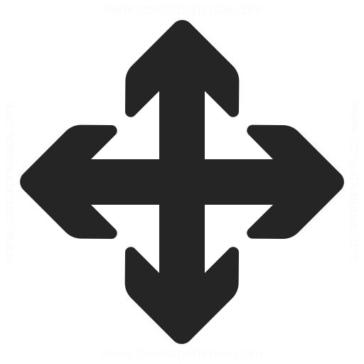 Arrow Cross Icon Iconexperience