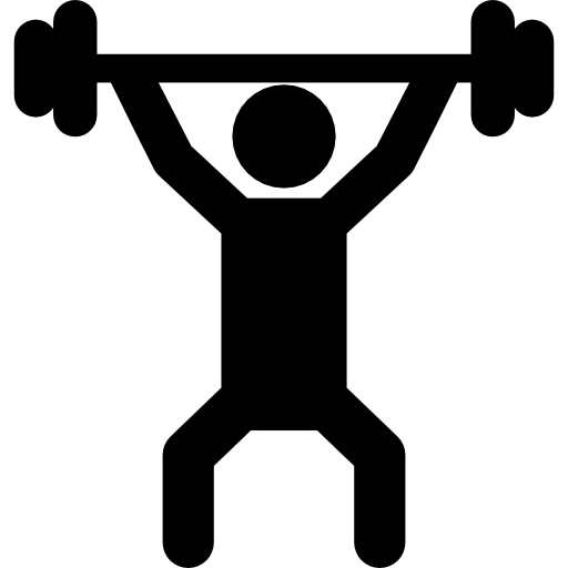 Weightlifting Icons Free Download