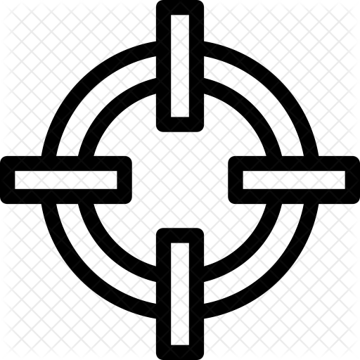 Crosshair Transparent Png Clipart Free Download