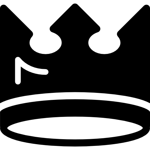 King Crown Icons Free Download