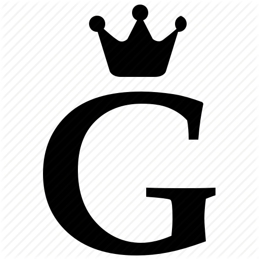 Crown Icon Text