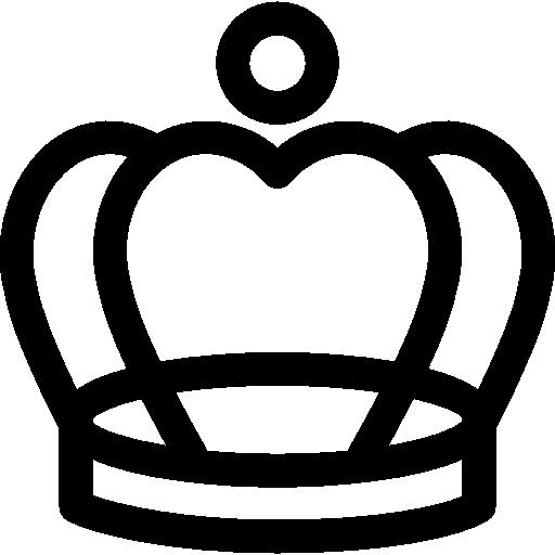 Royalty Elegant Vintage Crown Icons Free Download