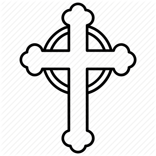 Cross Tattoo Transparent: Crucifix Icon At GetDrawings