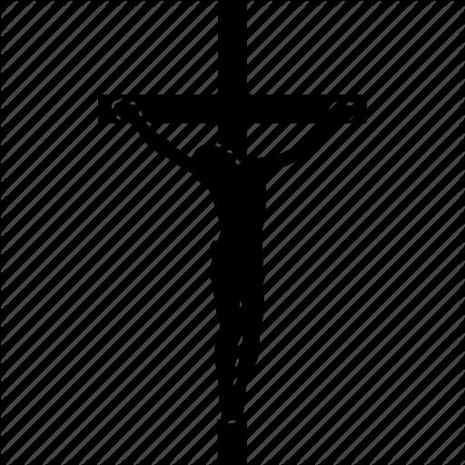 Christ, Christian, Cross, Crucifix, Crucifixion, Jesus, Savior Icon