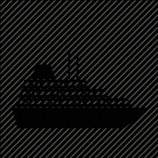 Boat, Cruise, Ocean, Sail, Sea, Seaways, Ship Icon