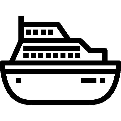 Cruise, Ship, Ships, Travel, Transport, Yacht, Boat Icon