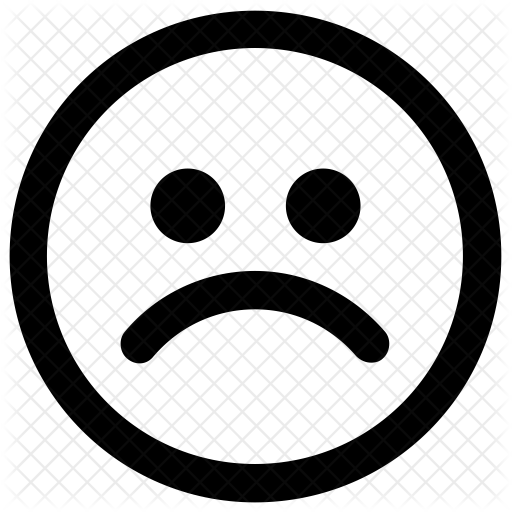 Sad Emoticon Transparent Png Clipart Free Download