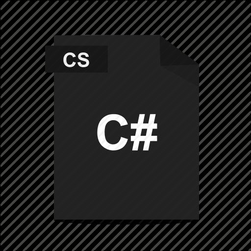 Net, C Cs, File, Format, Programming Icon