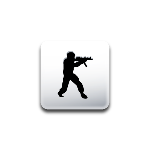 Collection Of Counter Strike Icons Free Download