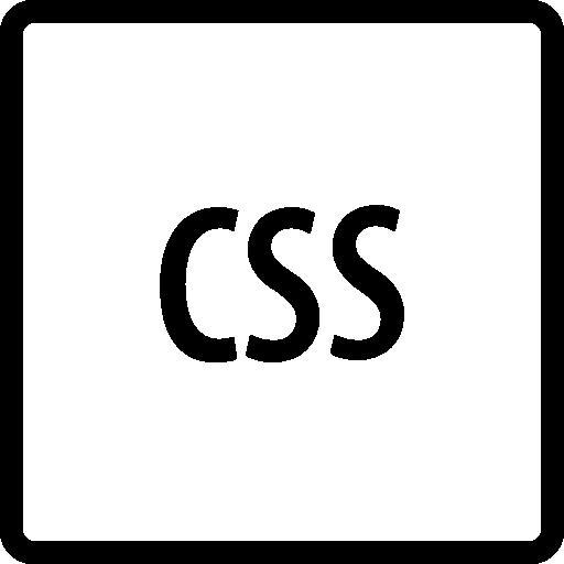 Programming Css Icon Ios Iconset
