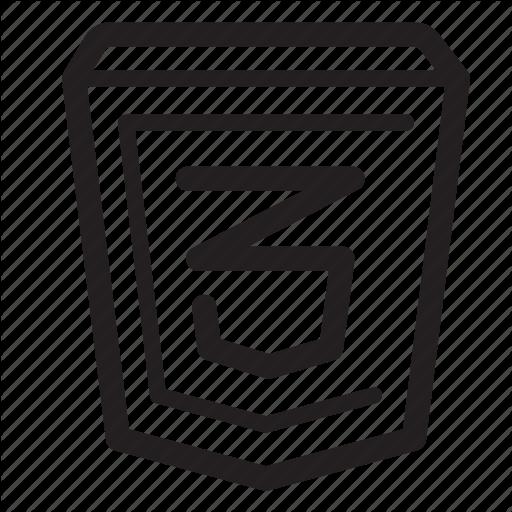Code, Css, Icon