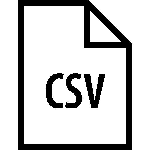 S Csv Icon Ios Iconset