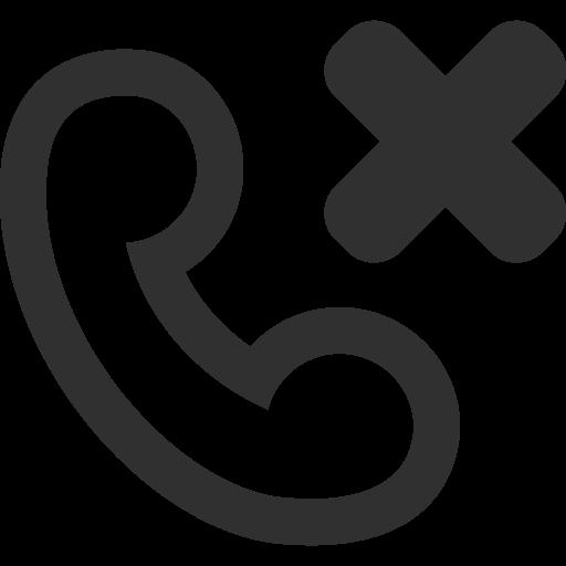 Failed Call Icon