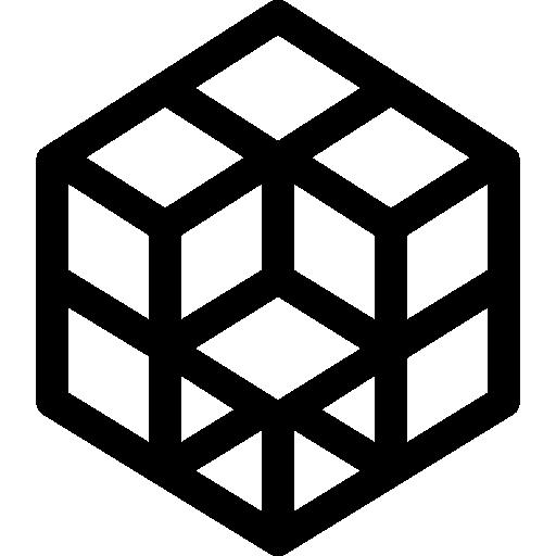 Rubik Cube Icons Free Download