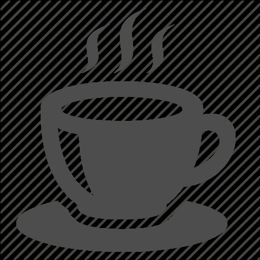 Coffee, Cup, Hot, Mug, Restaurant, Saucer, Tea Icon