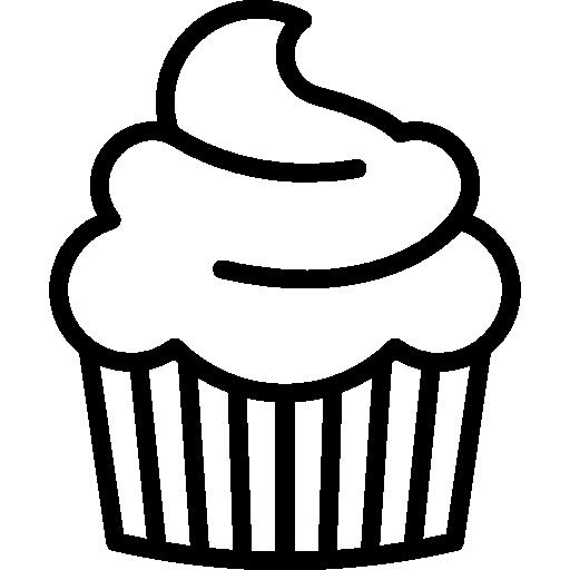 Cupcake Icons Free Download