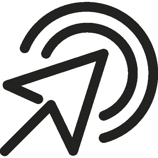 Click Cursor Icons Free Download