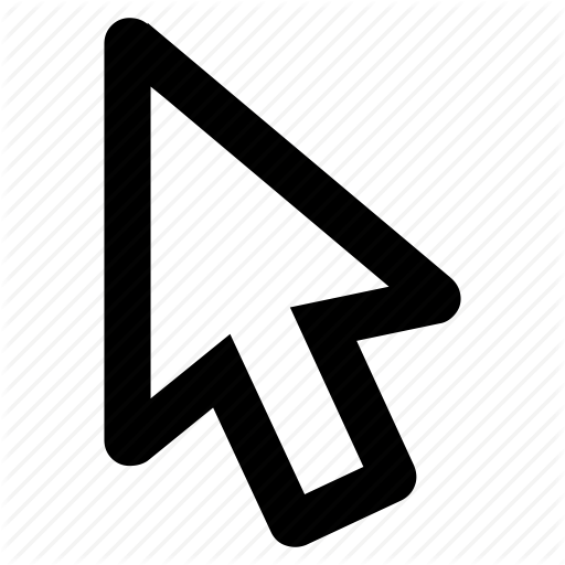 Cursor Pointer Icon