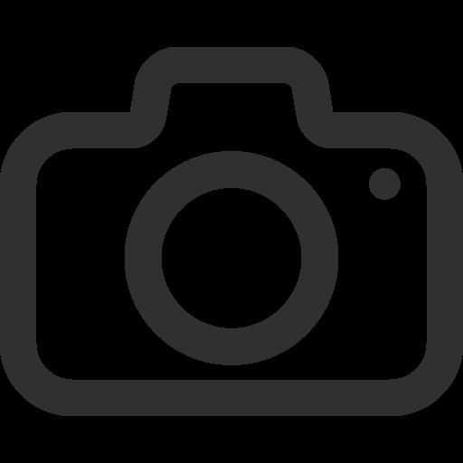 Camera Icon Mono General Custom Icon Design
