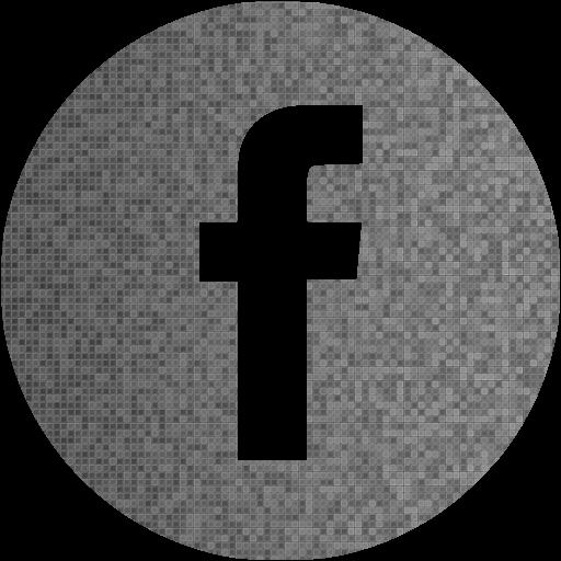 Custom Color Facebook Icon