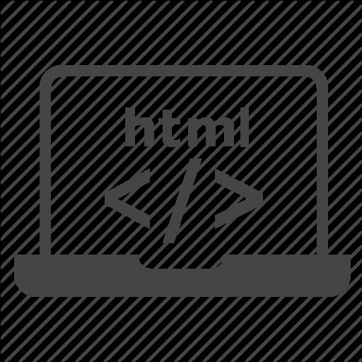 Clean Code, Coding, Custom Development, Programming Icon