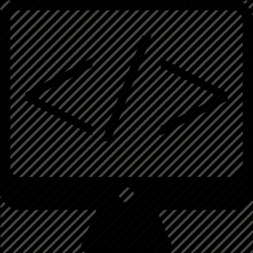 Coding, Custom Icon