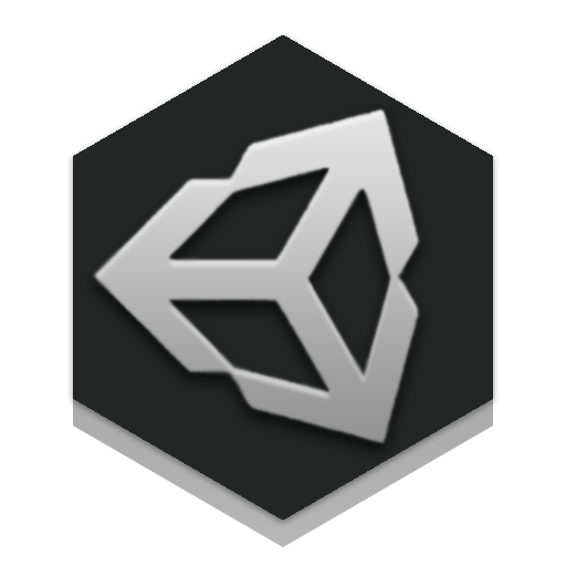 Custom Unity Honeycomb Icon Rainmeter
