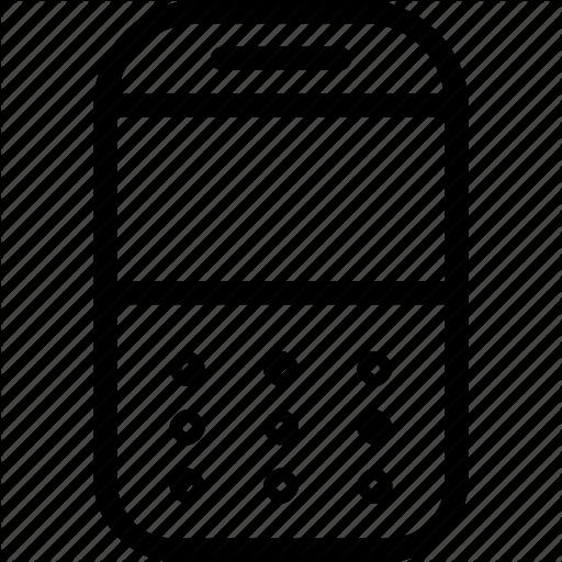 Blackberry, Device, Iphone, Mobile, Smartphone Icon