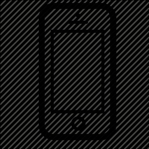 Communication, Iphone, Telephone Icon