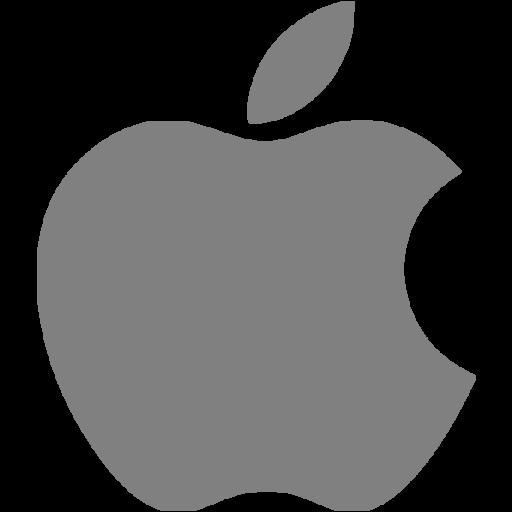 Gray Mac Os Icon