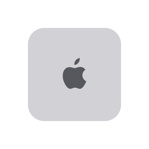 Apple, Computer, Mac, Mini, Technology Icon