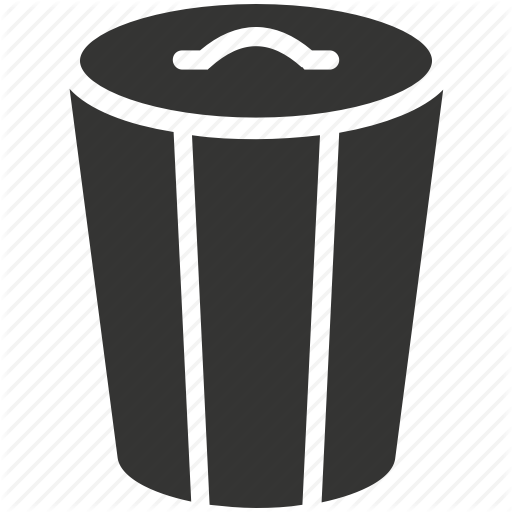 Bin, Garbage, Recycle Bin, Trash, Waste Icon