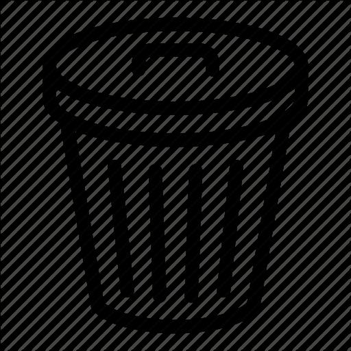 Delete, Garbage, Recycle Bin, Remove, Trash Bn