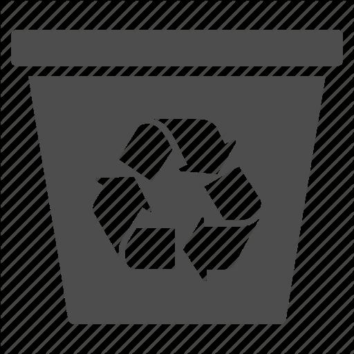 Basket, Clear, Delete, Dustbin, Recycle, Recycle Bin, Trash Icon